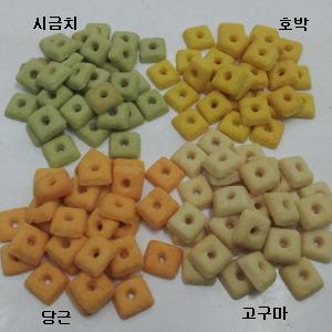 장염예방쿠키 미니-비스켓 간식 65g